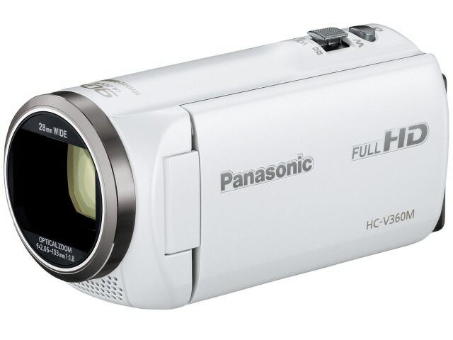 youplan - 乐天海外销售: 松下摄像机 hc-v360m-w []