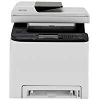 RICOH printer SP C260SFL [paper size color laser's greatest a type:: A4  resolution: 9600x600dpi function: FAX/ copy / scanner]