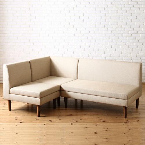 冬も温かく こたつもソファも高さ調節できる収納付リビングダイニング 3点セット
