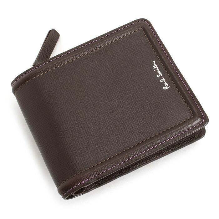 ポールスミス 財布 二つ折り財布