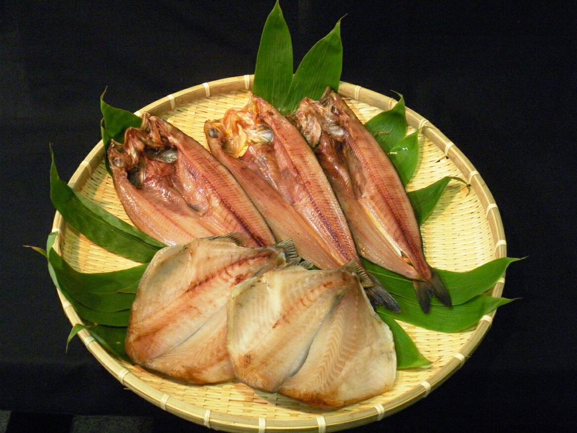 札幌中央卸売市場海鮮2点セット