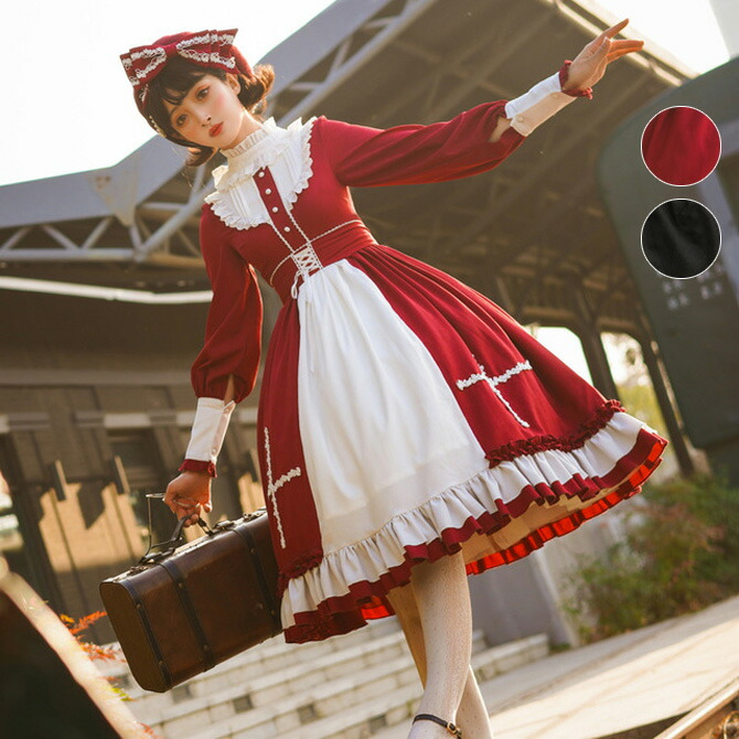 ロリータ衣装1個目商品画像
