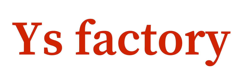 Fs factoryのロゴ