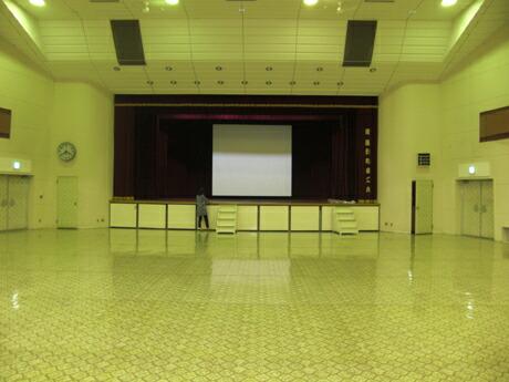 大型スクリーン