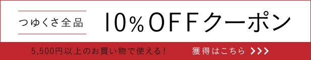 さらに10%オフ!
