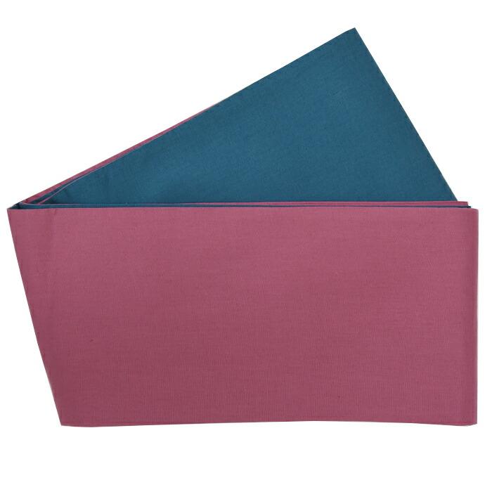 【2】濃ピンク×青緑