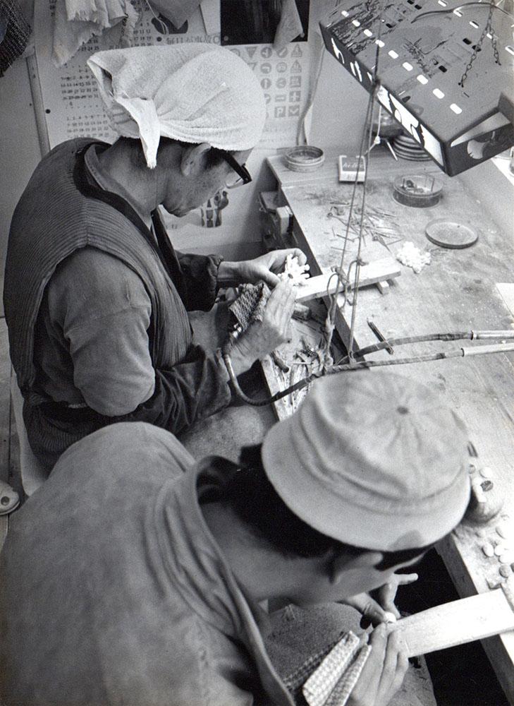 大倉工場1971