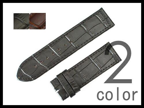 1a0117c86522 【楽天市場】「フランクミュラー(FRANCK MULLER)向け」輸入王オリジナル ロングアイランド 5850 / 1000 / 1200用 ベルト  型押しクロコ 社外品 メンズ 腕時計用 1100 ...