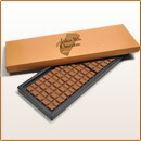 デラックスミルクチョコレート 価格820円 (税込)