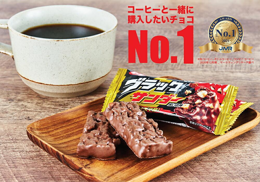 コーヒーと一緒に購入したいチョコNo.1