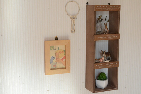 ウォールシェルフ/壁掛け棚