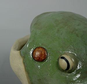 カエル人形