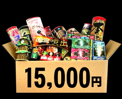 予算別!15,000円コース