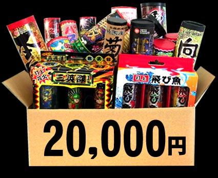 予算別!20,000円コース