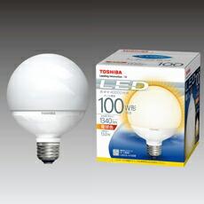通常ボール球 100W相当 外形95mm 電球色