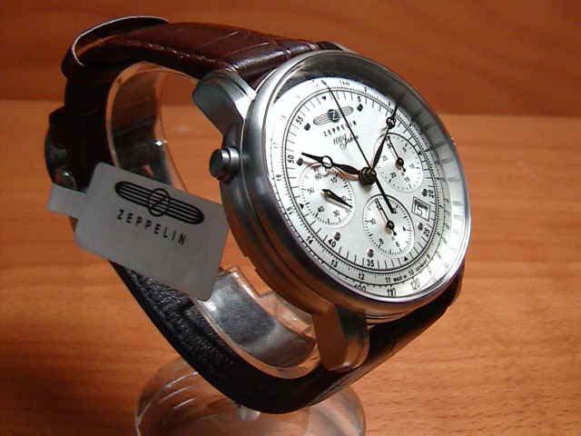 ツェッペリン腕時計