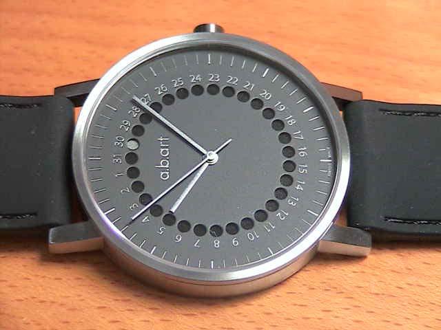 エービーアート腕時計