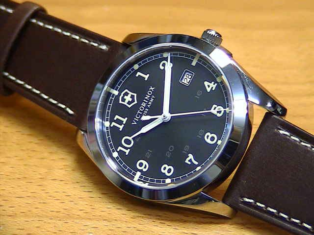 Yuubido rakuten global market victorinox watch victorinox infantry infantry for Victorinox watches