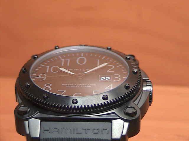 ハミルトン 腕時計