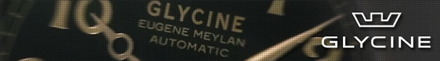 GLYCINE 時計