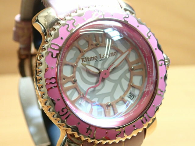 リトモラティーノ腕時計