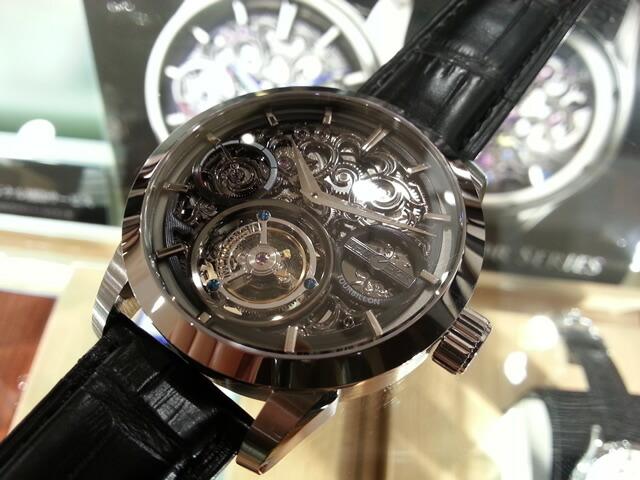 メモリジン 腕時計