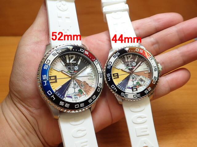 3H トレアッカ 腕時計