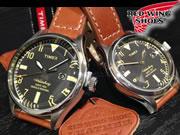 タイメックス腕時計×レッドウイング