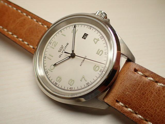グライシン 腕時計