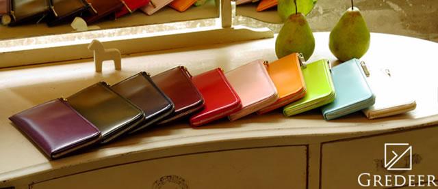 GREDEERアドバンシリーズ財布