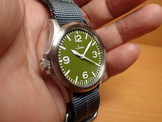 ジン腕時計
