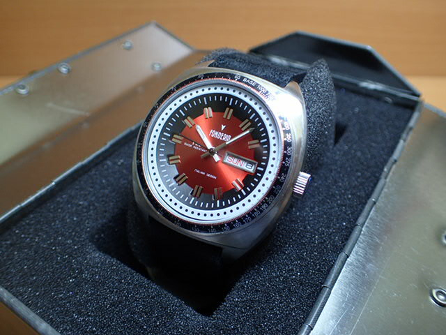 FONDERIA フォンデリア時計ケース