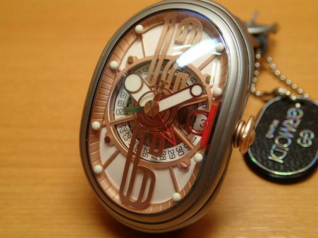 グリモルディ 腕時計