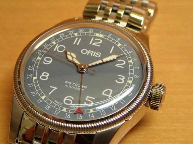 オリス腕時計