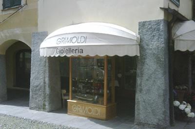 グリモルディ店舗
