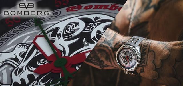 BOMBERG ボンバーグ時計