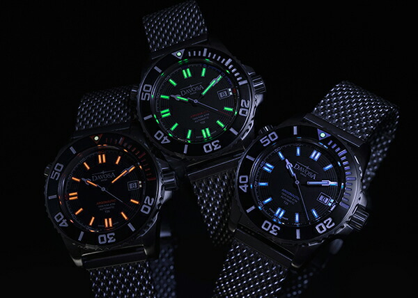 DAVOSAダボサ腕時計
