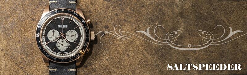 SALTSPEEDER 腕時計