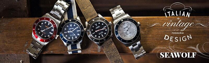 SEAWOLF 腕時計