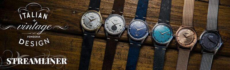 STREAMLINER 腕時計