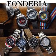 フォンデリア腕時計