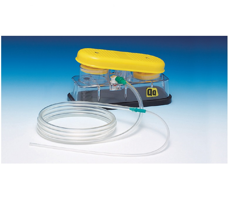 商品説明画像:足踏式吸引器 QQ