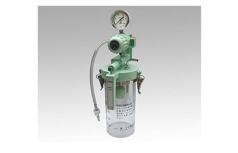 商品説明画像:減圧器付吸引器 ピン方式 川重型