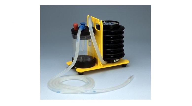 商品説明画像:フットサクションポンプ 足踏式吸引器 成人用