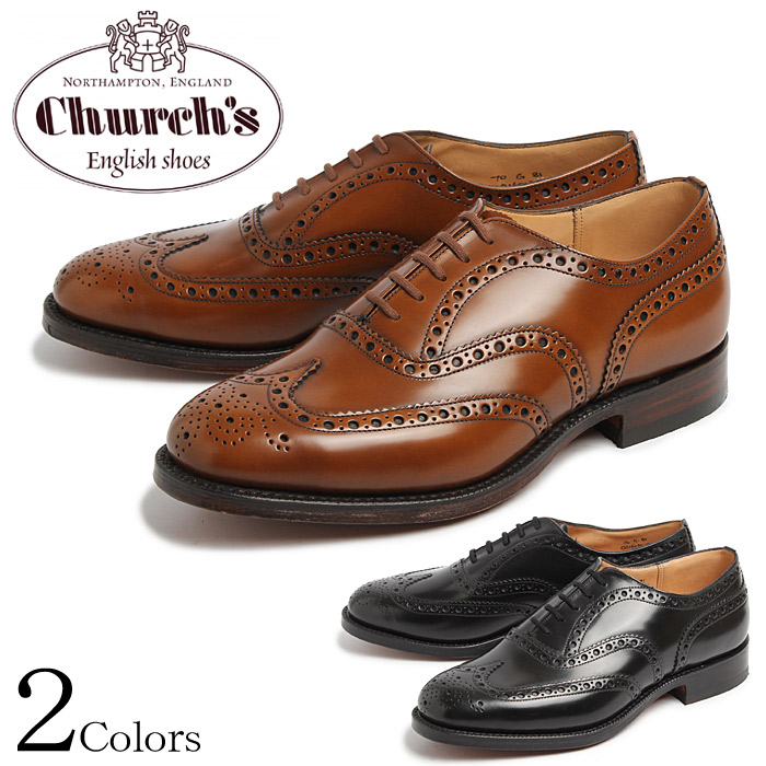 Church's Burwood shoes