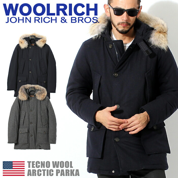 Woolrich John Rich & Bros Outlet