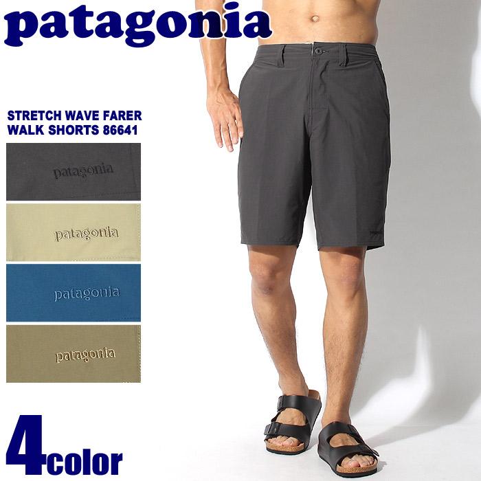 5f053523b0a97 送料無料 PATAGONIA パタゴニア 水着 ショーツ ストレッチ ウェーブフェア ...