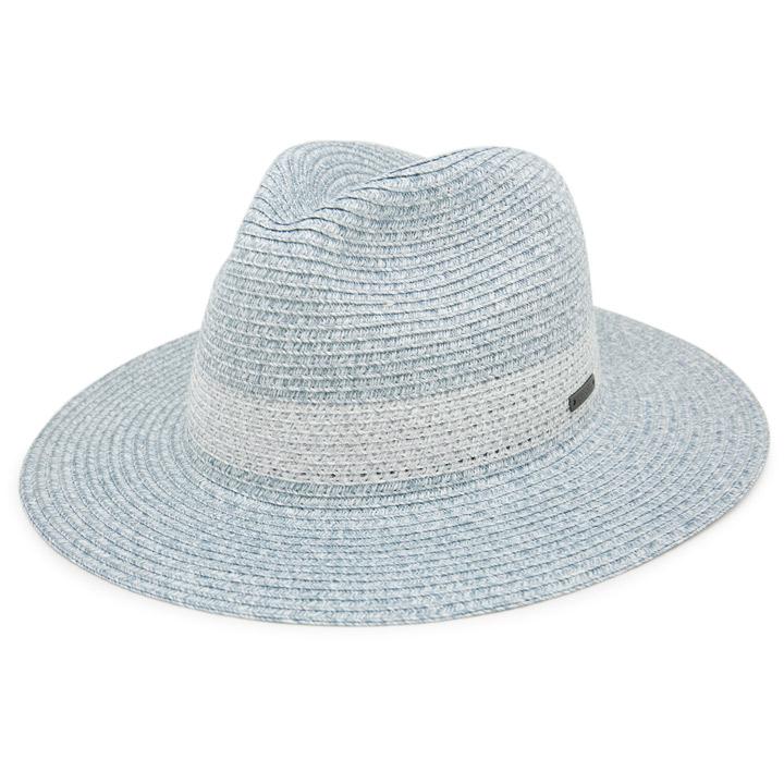 帽子屋Zaction -帽子&ヘアバンド- の帽子/麦わら・ストローハット・カンカン帽 1.ブルー