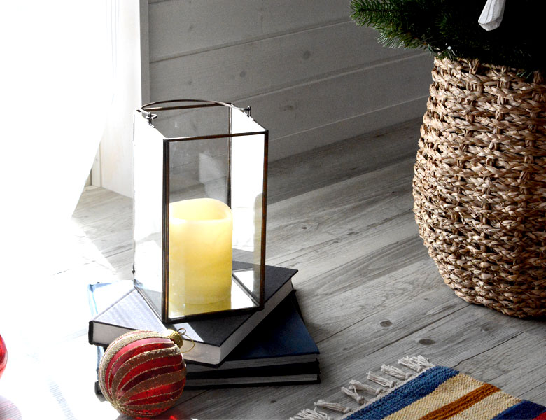ガラスボックス ガラスケース キャンドルランタン ディスプレイケース 小物入れ