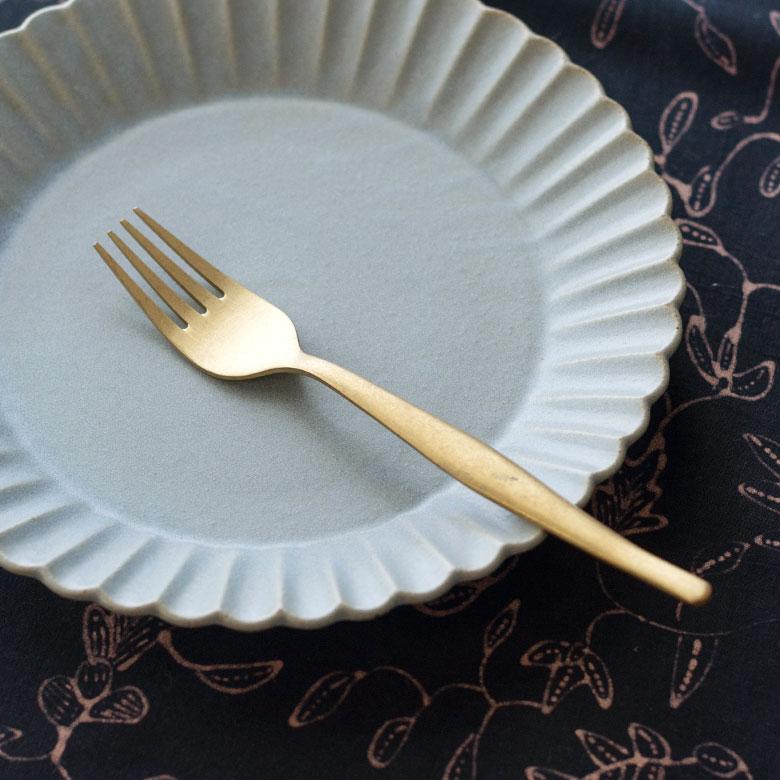 おもてなしに使える、おしゃれなデザインのデザートフォークを教えて!